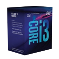 Intel® Core™ i3-8100 3,6GHz