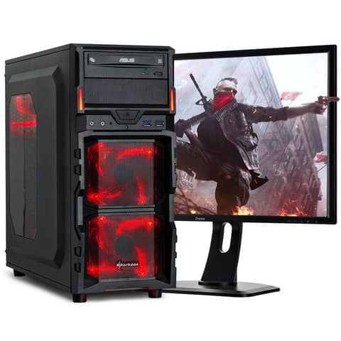 AMD Game Computer