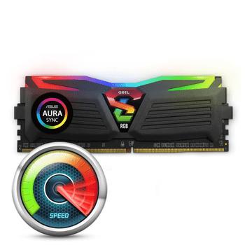 GeIL Super Luce RGB 8GB DDR4-2666