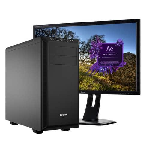 Intel 4K Videobewerkings PC