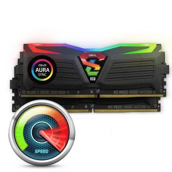 GeIL Super Luce RGB 16GB DDR4-2666