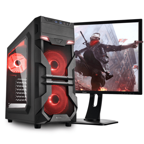 AMD Game Computer